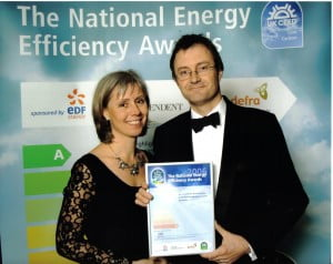 HHP energy efficiency award